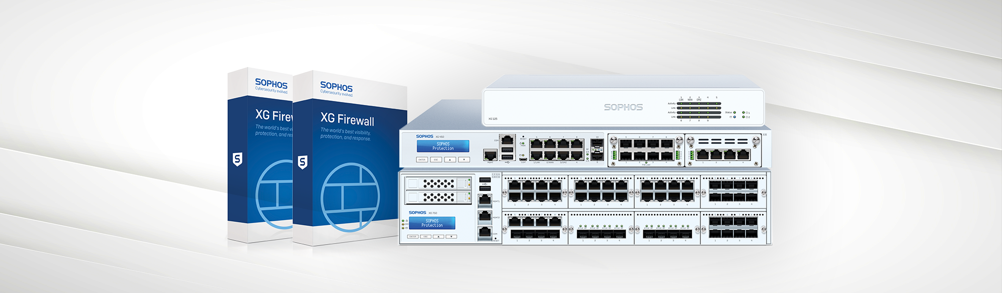 Sophos Hard- und Software Produkte